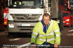 cyclist-and-lorry-copyright-simon-macmichael-1